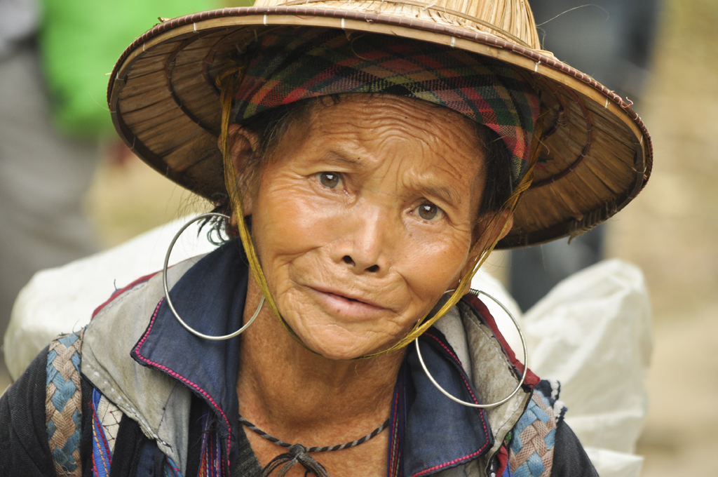 Lady of Sapa